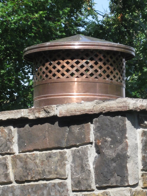 Gas Fireplace Chimney Caps : Gallery